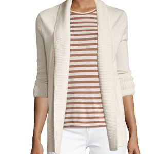 VINCE Cashmere Wide Collar Cardigan Sweater XS